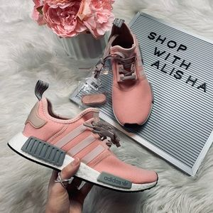 Like New Adidas NMD in Vapour Pink